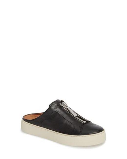 Frye - Brown Lena Platform Sneaker Mule - Lyst