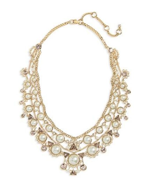 Givenchy | Metallic Chelsea Drama Collar Necklace | Lyst