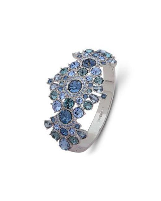 Givenchy | Blue Verona Drama Crystal Bracelet | Lyst