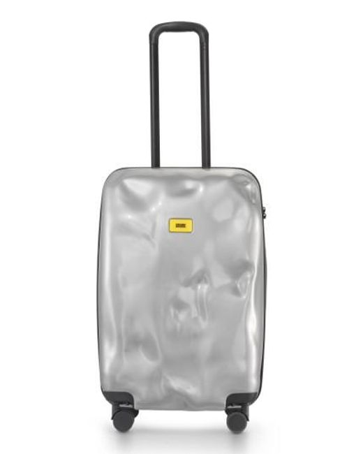 Crash Baggage | Small Bright Cabin Trolley Case - Metallic | Lyst