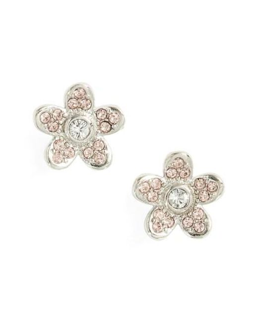 Marc Jacobs | Metallic Coin Flower Stud Earrings | Lyst