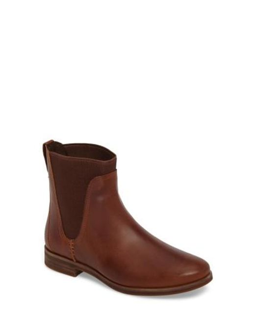 Timberland | Brown Somers Falls Water Resistant Chelsea Boot | Lyst