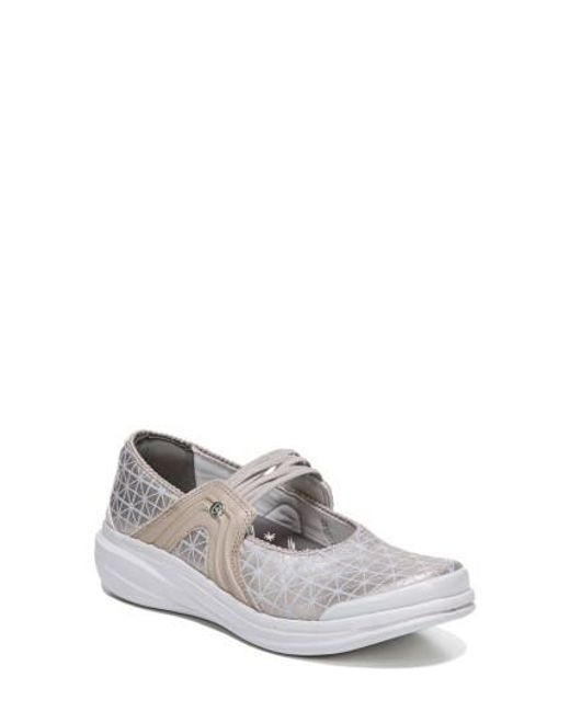 Bzees | Gray Candy Mary Jane Sneaker | Lyst