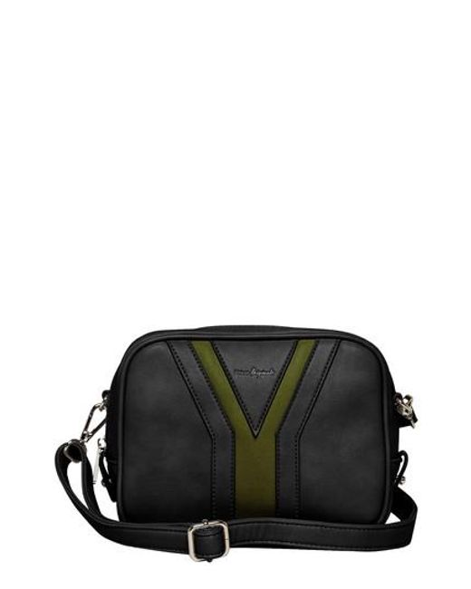 Urban Originals   Black Late Night Crossbody Bag   Lyst