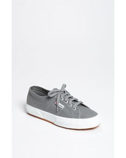 Superga   Gray 'cotu' Sneaker   Lyst