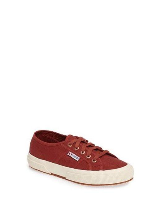 Superga | Gray 'cotu' Sneaker | Lyst