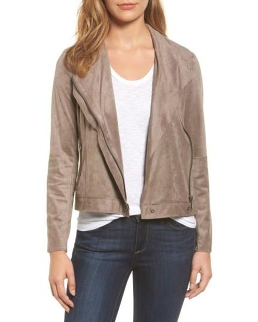 Kut From The Kloth | Multicolor Mai Faux Suede Jacket | Lyst