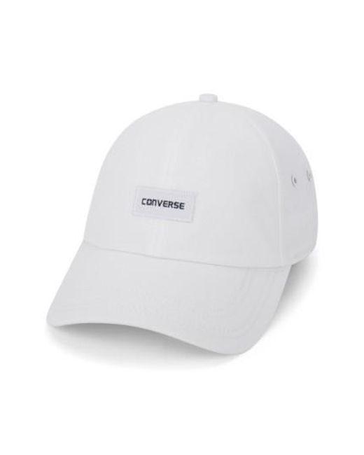 Converse | White Charles Baseball Cap for Men | Lyst