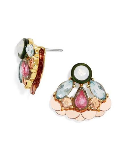 BaubleBar   Multicolor Angeli Stud Earrings   Lyst