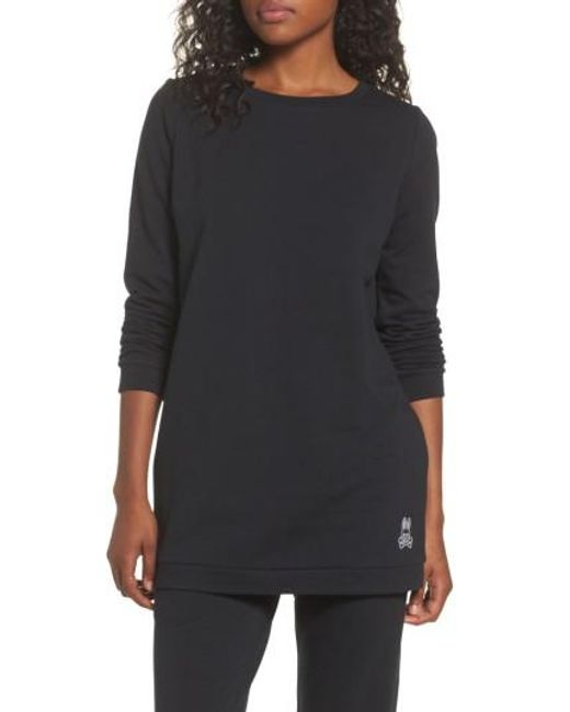 Psycho Bunny | Black Comfy Pullover | Lyst