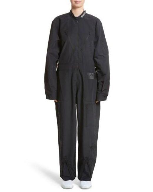 Hyein Seo   Black Kaneda Boiler Suit   Lyst