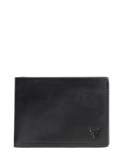 Trask | Black Colton Super Slim Wallet for Men | Lyst
