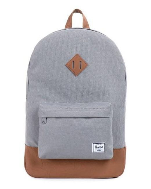 Herschel Supply Co. | Gray Heritage Backpack for Men | Lyst