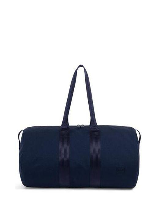 e0afcd082d61 Lyst - Herschel Supply Co. Hayward Duffel Bag in Blue for Men