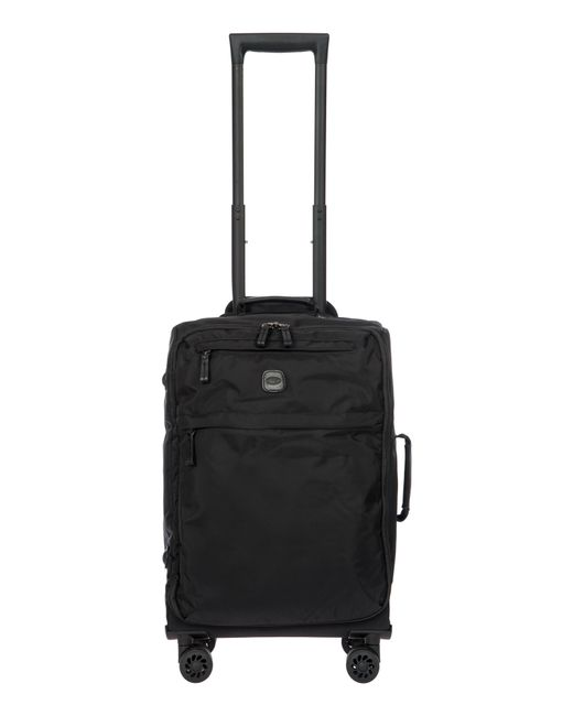 Bric's - Black X-bag 21-inch Spinner Carry-on for Men - Lyst