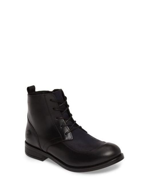 Fly London | Black Arty Boot | Lyst