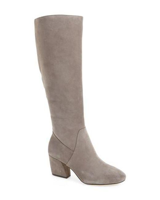 Botkier | Gray Adelle Knee High Boot | Lyst