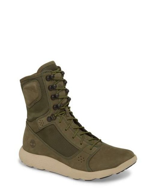 Timberland - Black Flyroam Tactical Boot - Lyst