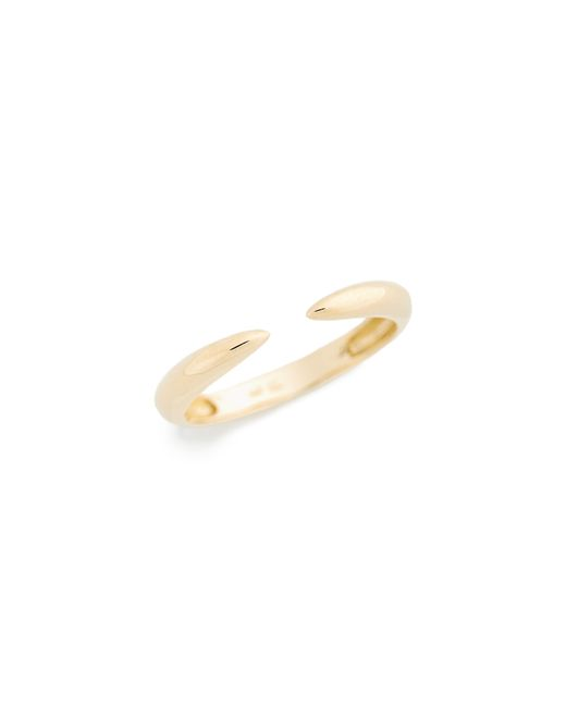 Bony Levy - Metallic Ofira Small 14k Open Cuff Ring (nordstrom Exclusive) - Lyst