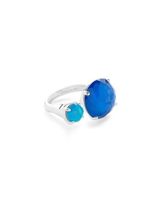 Ippolita - Blue Wonderland Stone Ring - Lyst