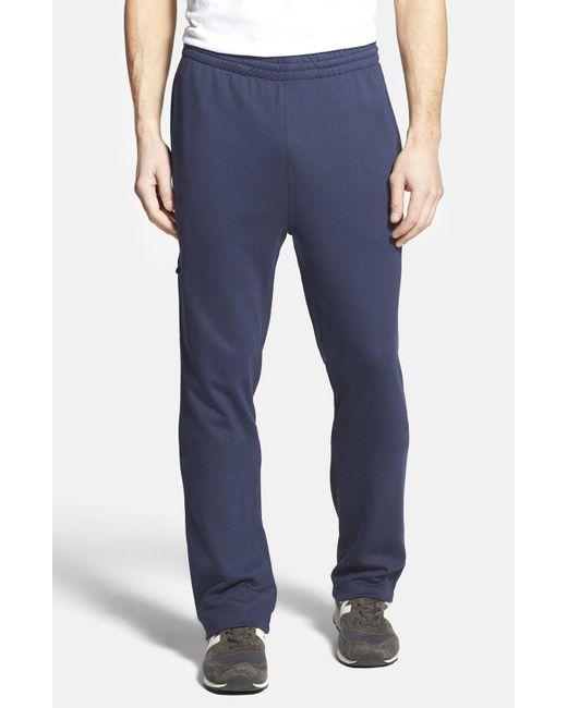 Bobby Jones - Blue 'leaderboard' Sweatpants for Men - Lyst