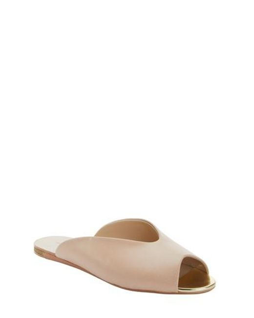 cost cheap online Donna Karan Crystal Slide Sandals discount official sale manchester great sale sale amazing price EiuIGrAkKF