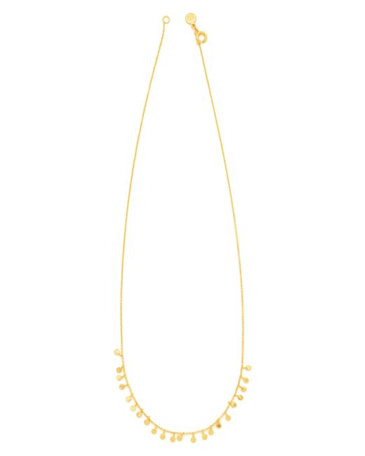 Gorjana Metallic Chloe Mini Necklace