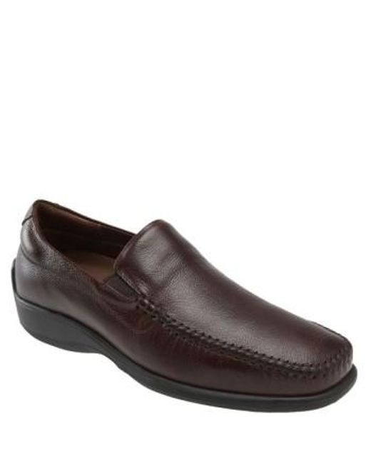 Neil M - Brown 'rome' Loafer for Men - Lyst