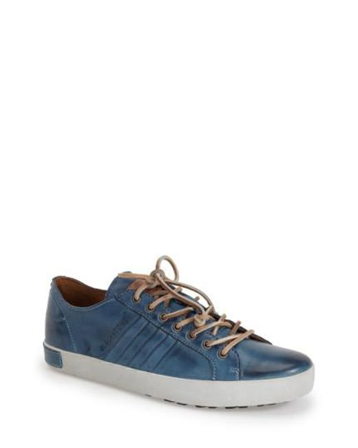 Blackstone | Blue 'jm 11' Sneaker for Men | Lyst