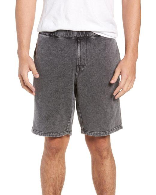 RVCA - Gray Matador Shorts for Men - Lyst