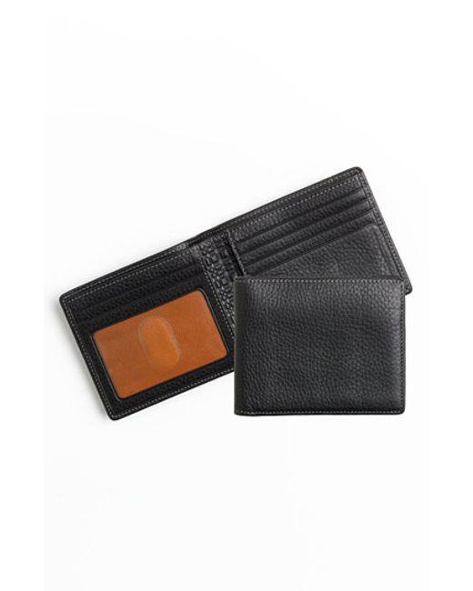 Boconi | Black 'tyler' Rfid Wallet for Men | Lyst