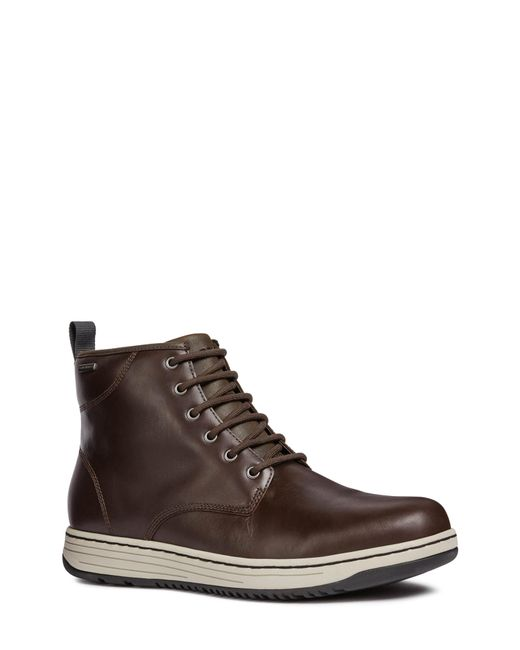 Geox - Brown Abroad Abx for Men - Lyst
