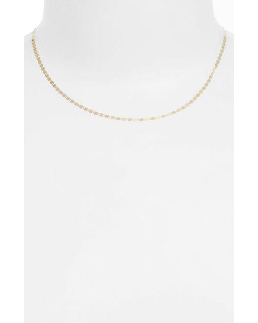 Lana Jewelry - White Bond Adjustable Choker - Lyst