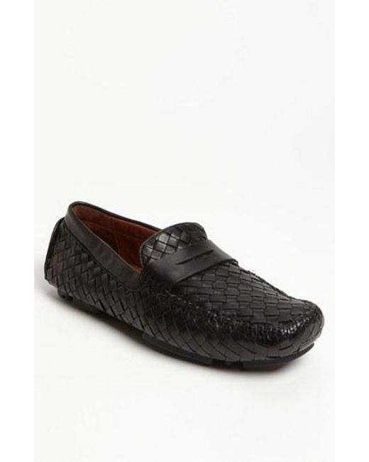 Robert Zur | Black 'san Tropez' Penny Loafer for Men | Lyst