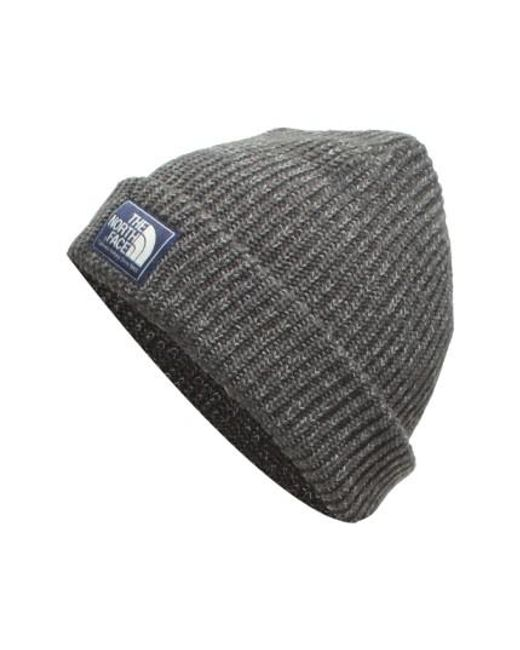 The North Face | Gray 'salty Dog' Beanie | Lyst
