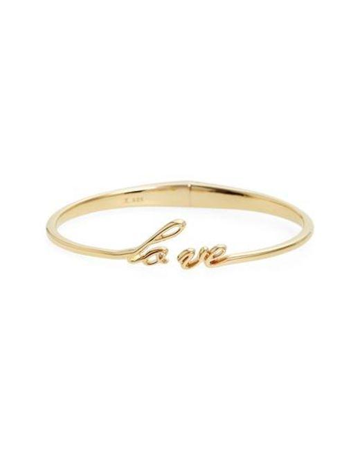 Judith Jack   Metallic To Love By Love Hinge Bracelet   Lyst