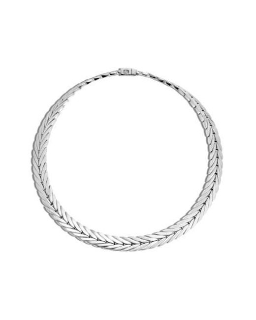 John Hardy | Metallic 'classic Chain' Chain Collar Necklace | Lyst