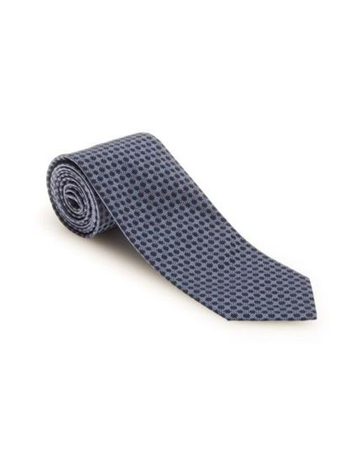 Robert Talbott | Blue Dot Silk Tie for Men | Lyst