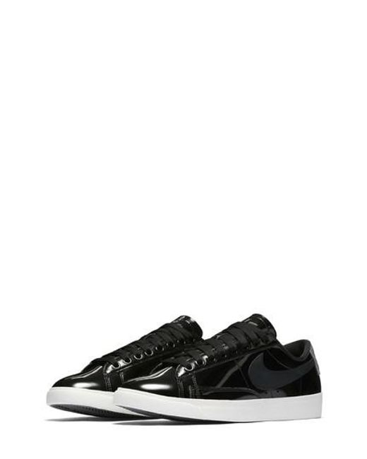 Blazer low-top sneakers - Black Nike XBg15NLh