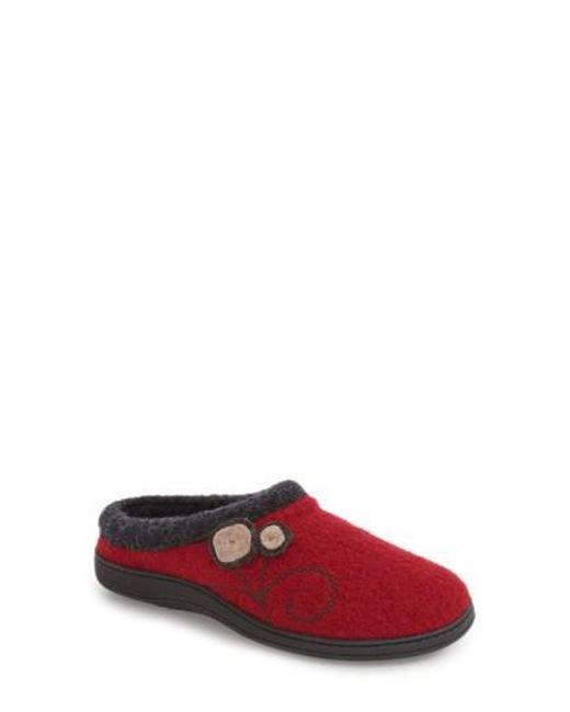 Acorn - Multicolor Dara Wool-Blend Slippers - Lyst