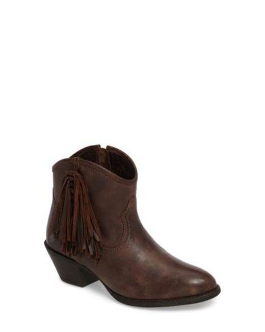 Ariat   Brown Duchess Western Boot   Lyst