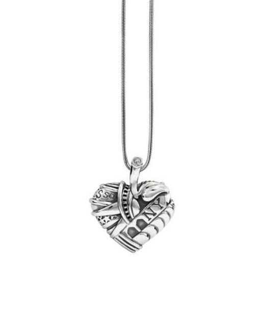 Lagos | Multicolor 'hearts Of - New York' Long Pendant Necklace | Lyst