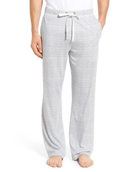 Daniel Buchler | Blue Pima Cotton & Modal Lounge Pants for Men | Lyst