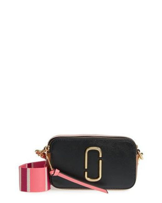 Marc Jacobs - Multicolor Snapshot Crossbody Bag - None - Lyst