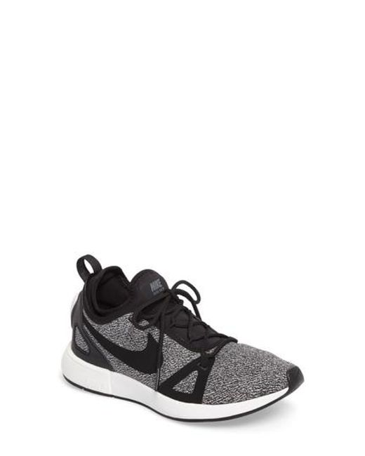 Nike - Black Duel Racer Knit Running Shoe - Lyst