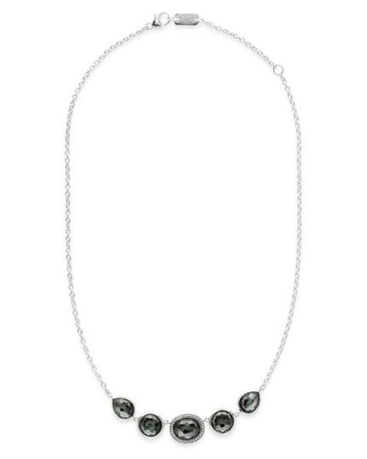 Ippolita | Multicolor Lollipop Semiprecious Stone Necklace | Lyst