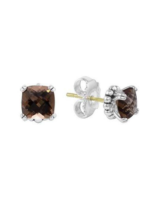 Lagos   Metallic 'prism' Stud Earrings   Lyst