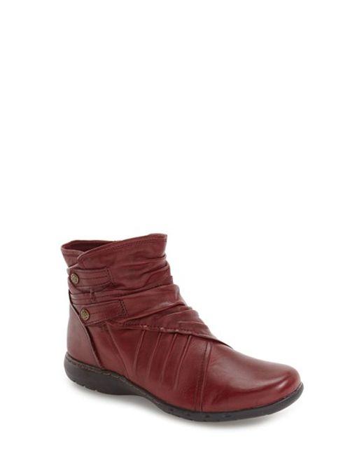 Cobb Hill | Brown 'pandora' Boot | Lyst
