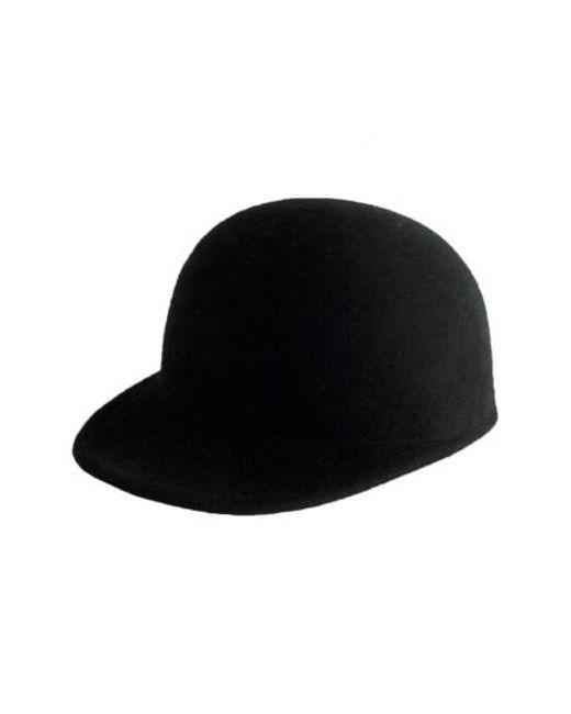 Janessa Leone - Black Parker Wool Hat for Men - Lyst