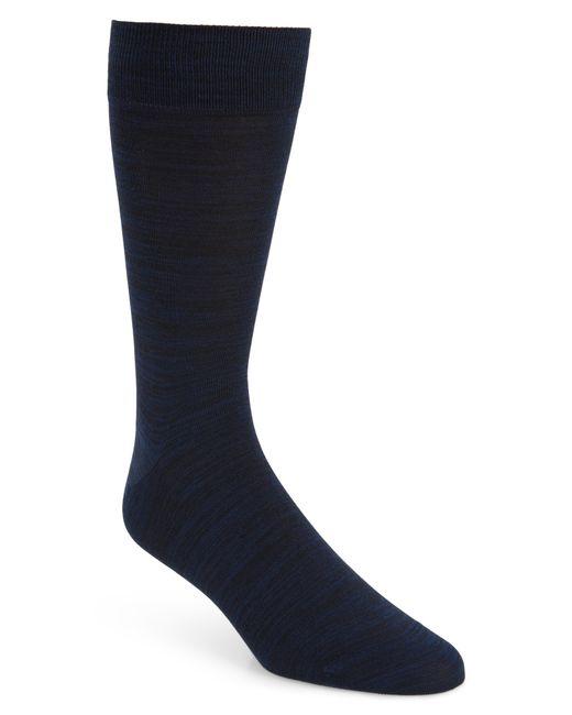 Bugatchi - Blue Solid Socks for Men - Lyst